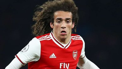 Matteo Guendouzi Announces He's Leaving Arsenal As He Closes In On Marseille Move