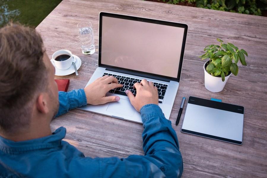 Our services: Website management
