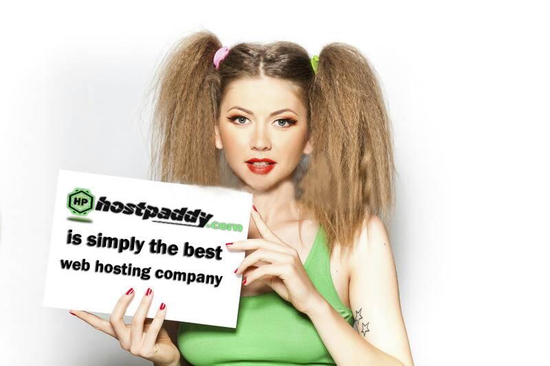 Hostpaddy Global web hosting company