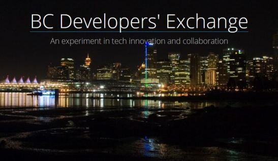 BC Developers' Exchange