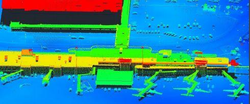 airport LIDAR