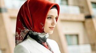 Model jilbab scarf ala Turki
