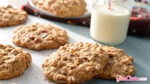 Oatmeal Cookies - www.kingarthurflour.com