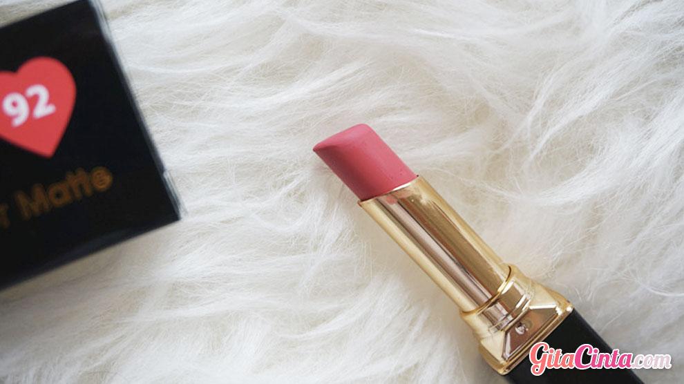 Lipstick Purbasari No 92 - (Sumber: shantyhuang.com)