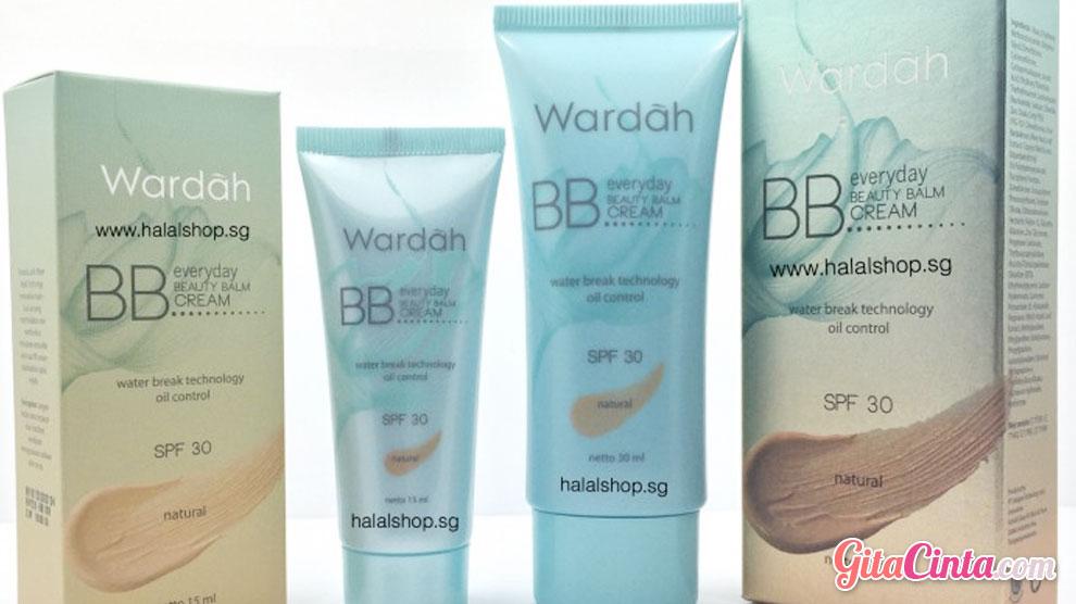 Wardah BB Everyday Beauty Balm Cream - (Sumber: tokopedia.com)