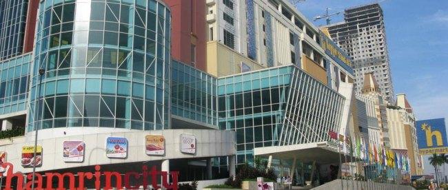 Thamrin City - (Sumber: panoramio.com)