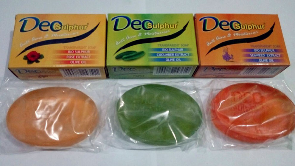 Deo Sulphur Transparent (sumber: shopee.co.id)
