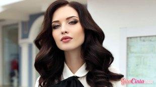 Model, rambut, ikal, keriting, potongan, lurus, pria, wanita, sebahu, pendek, panjang, undercut, mengembang, volume,