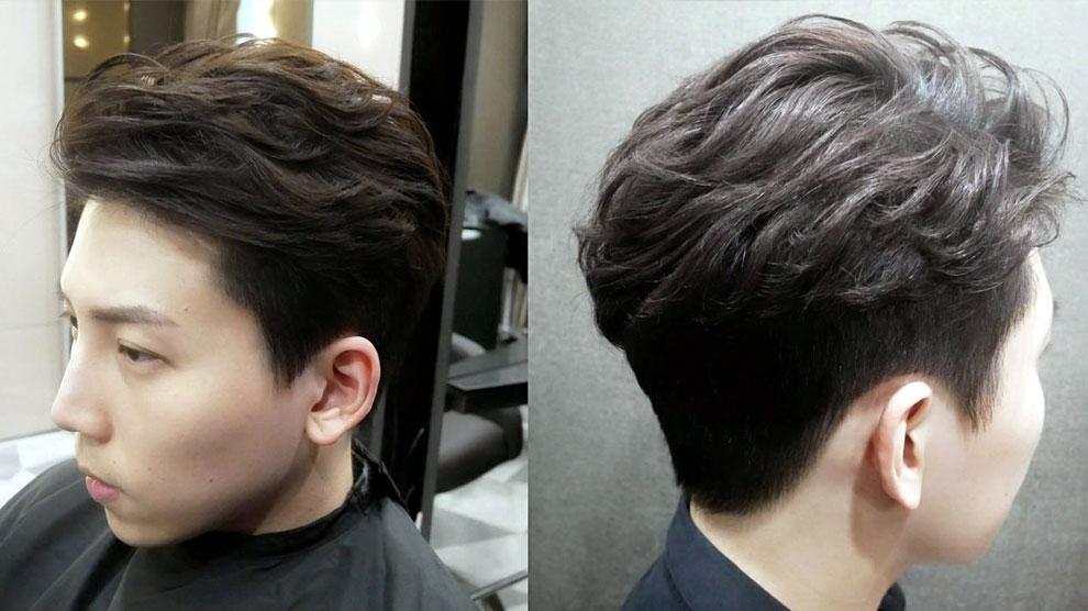 Update Tips Gaya Rambut Lurus Sebahu Ala Wanita Korea ...