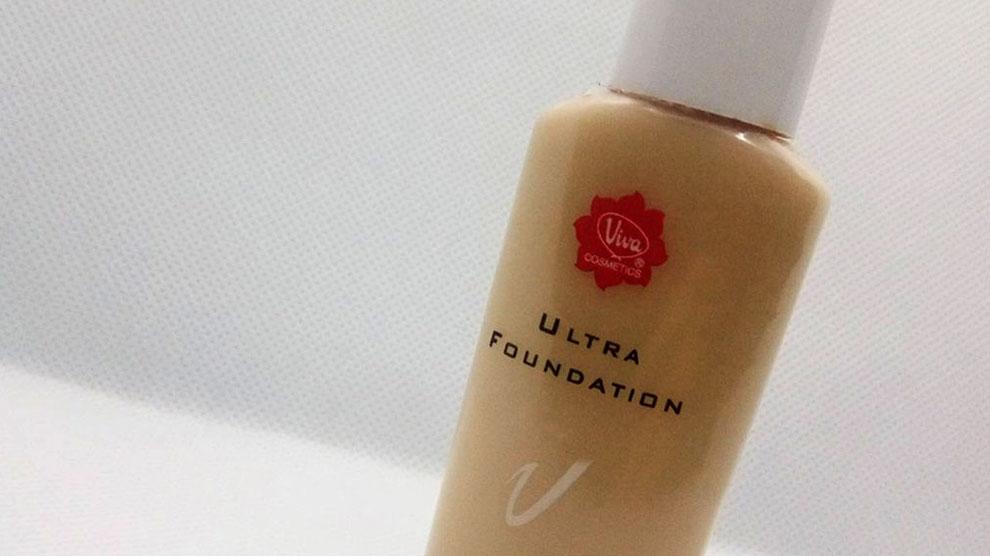 Rekomendasi Produk Foundation Viva yang Bagus untuk Kulit Berminyak