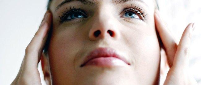 Ilustrasi: kulit wanita cantik dan kencang