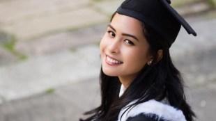 Maudy Ayunda, Seleb Indonesia yang Kuliah di Luar Negeri