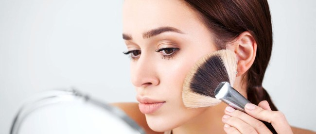 Make Up Foundation - www.hercampus.com