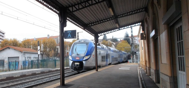 Traveling through France by train this spring? Beware of strikes…