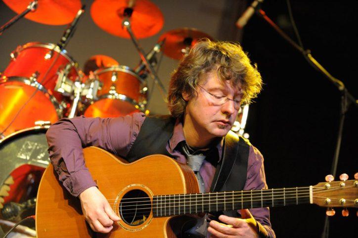 Gitarrist Markus Kaiser