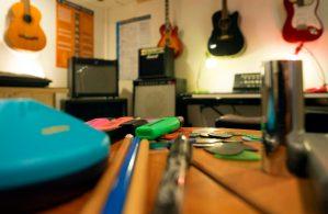 Gitarrenunterricht in gemütlicher Atmosphäre in Ravensburg und Markdorf