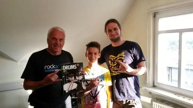 gitarrenunterricht ravensburg markdorf rockschool exam prüfung 2015