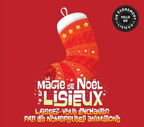 Marché de Noël de Lisieux