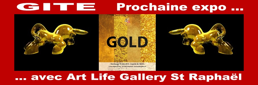 expo GOLD - ART LIFE GALLERY