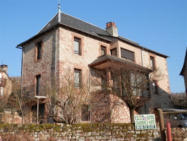 Accueil Gite GB25 Du MANSOIS Gite Situe En Aveyron
