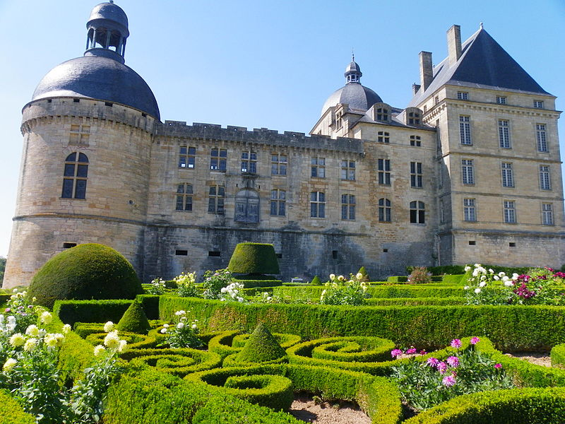 The Hautefort Chateaux