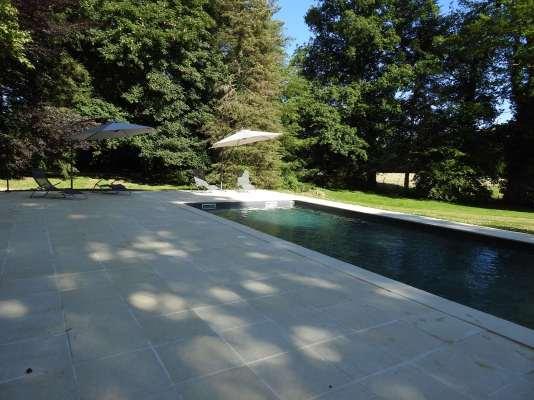 Gîte du bourg haut piscine
