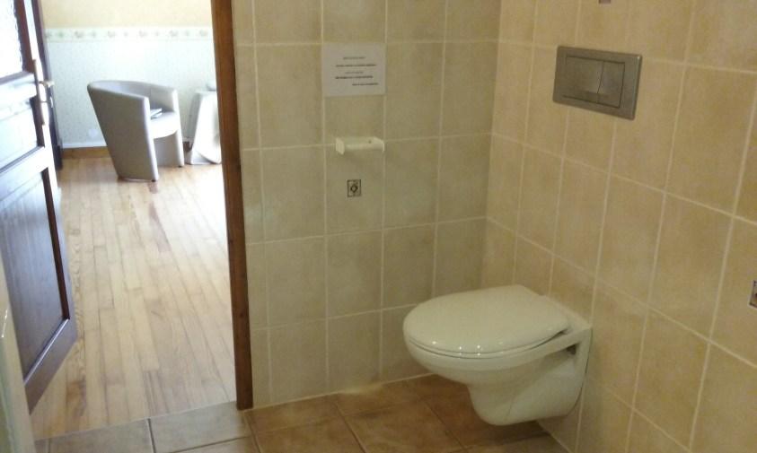 Chambre d'hôtes Salle de bain