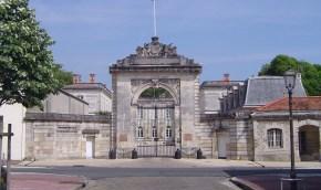 La ville de Rochefort, la Corderie Royale...