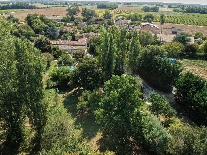 Gite Charente Maritime avec piscine