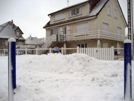 50 à 60 cm de neige!