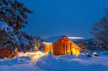 Une nuit de neige
