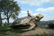 La tortue de Jan Fabre