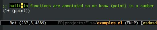 {focus_keyword} emacs-elsa/Elsa type inference 2