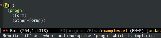 {focus_keyword} emacs-elsa/Elsa useless code 2