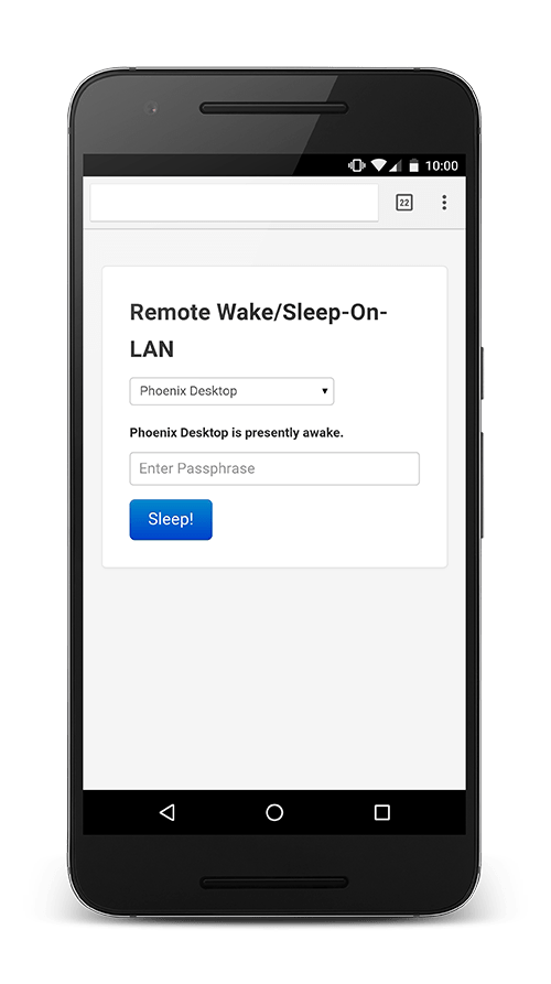 Raspberry Pi Remote Wake/Sleep-On-LAN Server   JeremyBlum com