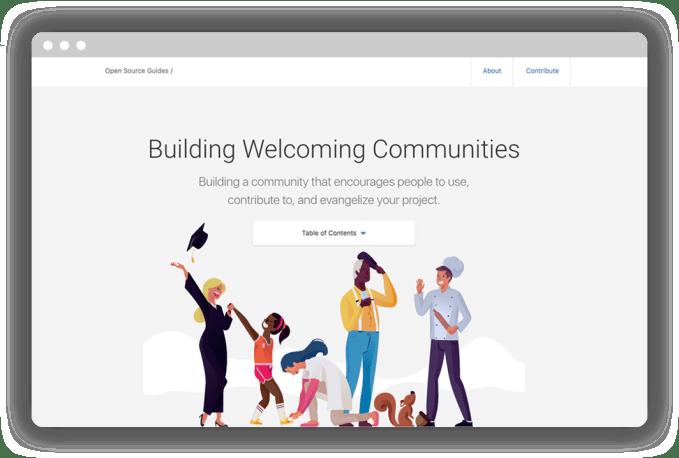 Where Open Source Communities Live Github