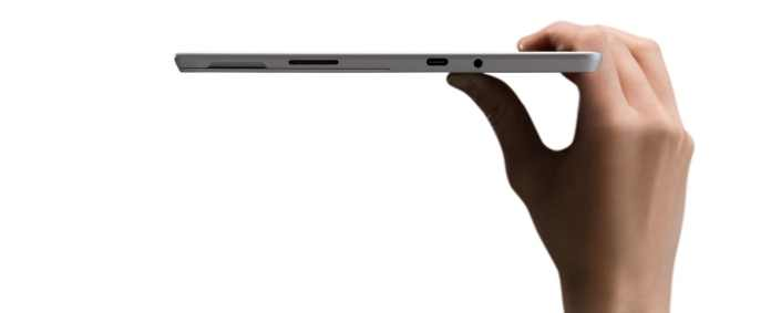 Microsoft's Surface Go