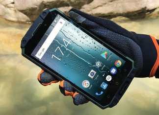 неубиваемый смартфон от Oukitel