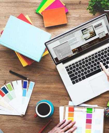 Принципы веб-дизайна интерфейса