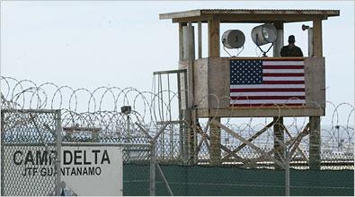 gitmo guard tower