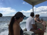 NGO Boat tour of Guantanamo Bay