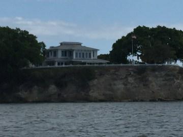 Base Commander's House