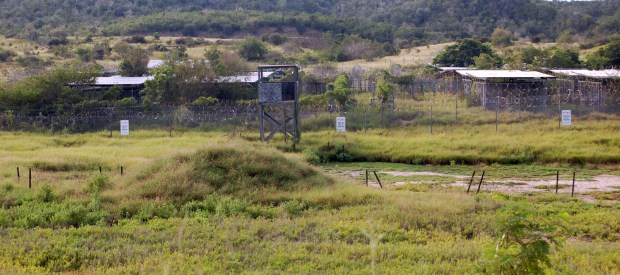 Camp X-Ray, Guantanamo Bay