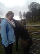 Nettie and Horse