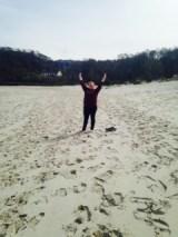 Me at Morar
