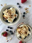 Yogurt and Berry Parfait