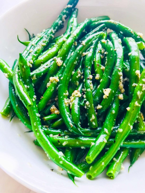 Easy Green Beans Finished Green Beans-2