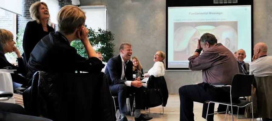 Dave Ulrich seminar 2013 @ Gitte Mandrup