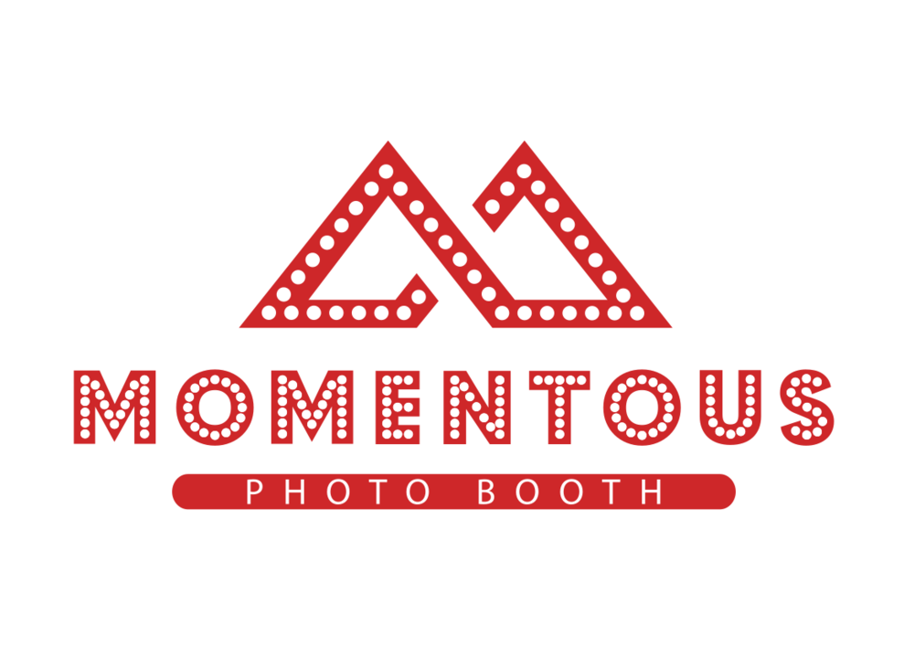 My First Blog Event with Momentous Photobooth