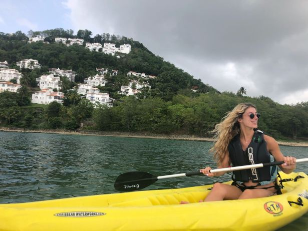 kayak east winds st lucia
